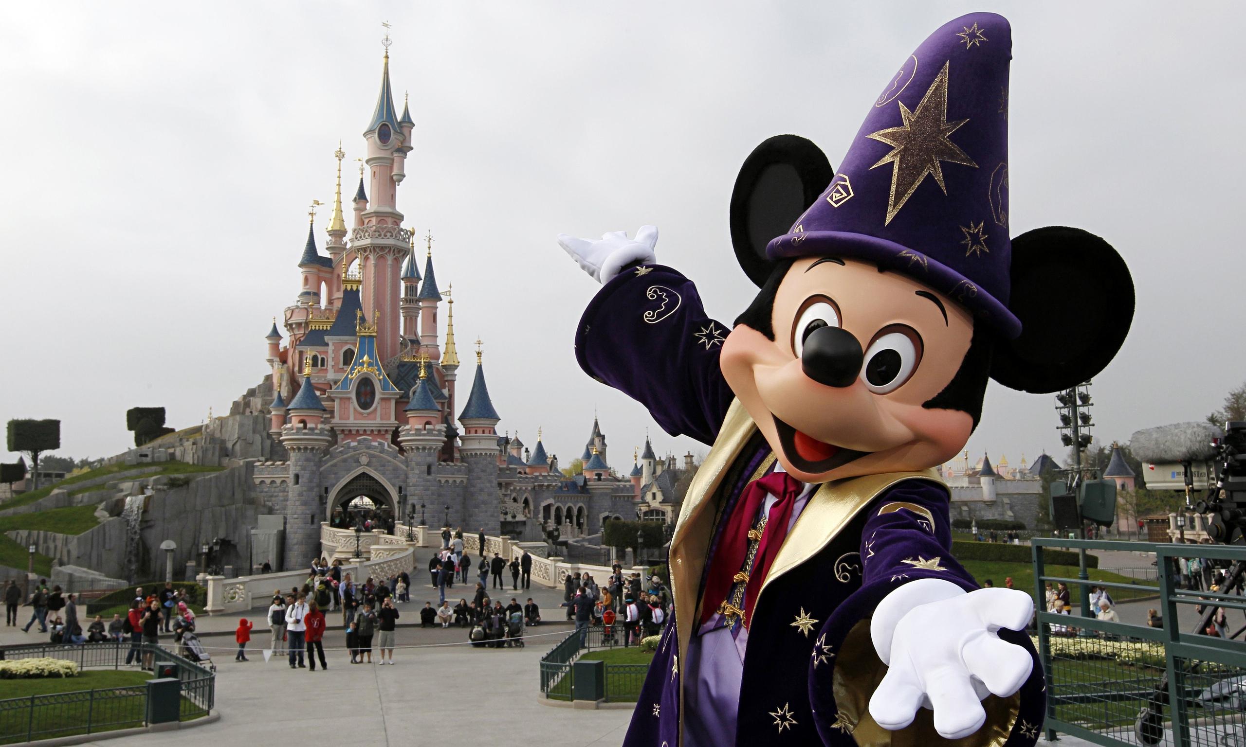 Disneyland Parid