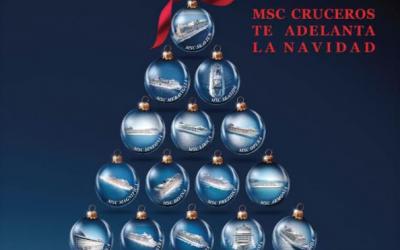 Crucero de Navidad con MSC Cruceros